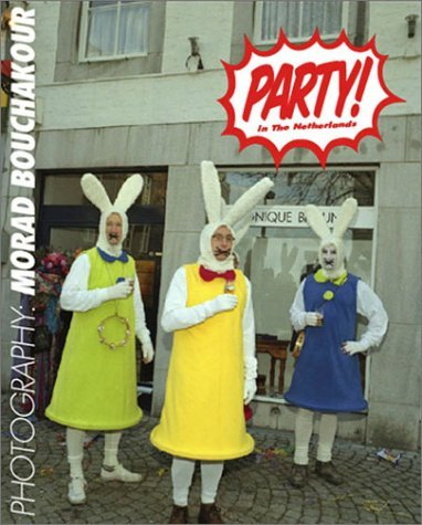 Morad Bouchakour: Party in the Netherlands  by  Morad Bouchakour