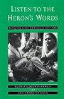 Listen to the Herons Words: Reimagining  Gender and Kinship in North India  by  Gloria Goodwin Raheja