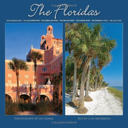 The Floridas  by  Ian Adams