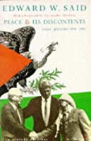 Peace And Its' Discontents: Gaza-Jericho 1993-1995