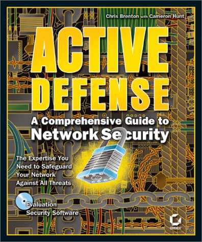 Active Defense: Comprehensive Guide to Network Security [With CD-ROM] Chris Brenton