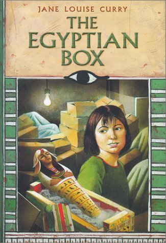 The Egyptian Box  by  Jane Louise Curry