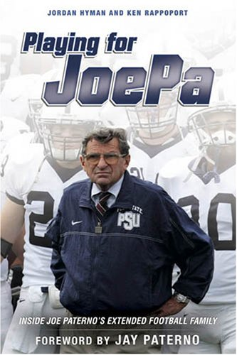Playing for JoePa Jordan Hyman