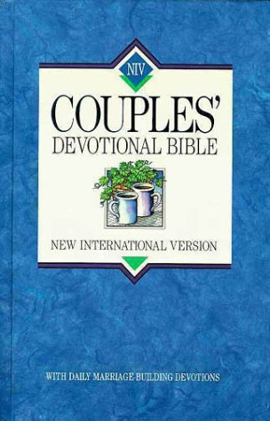 Holy Bible: Niv Couples Devotional Bible/Indexed  by  Anonymous