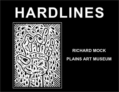 Hardlines: Social Commentary Linocuts Created Children by Richard Mock