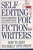 Self-Editing for Fiction Writers