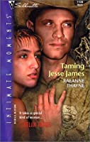 Taming Jesse James (Outlaw Hartes, #2)