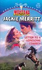 Letter To A Lonesome Cowboy Jackie Merritt
