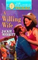 A Willing Wife (Fortunes of Texas #4)