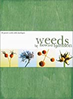 Weeds: 24 Postal Cards with Envelopes