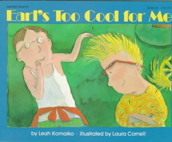 Earls Too Cool for Me  by  Leah Komaiko