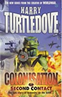 Second Contact (Colonisation, #1)
