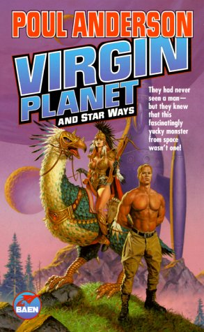 Virgin Planet  by  Poul Anderson
