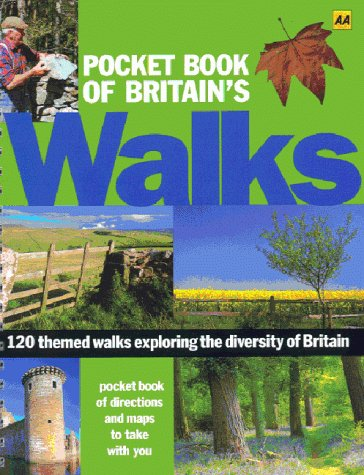 Pocket Book of Britains Walks: 120 Themed Walks Exploring the Diversity of Britain Seymour Papert