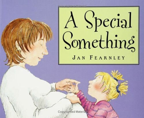 A Special Something  by  Jan Fearnley