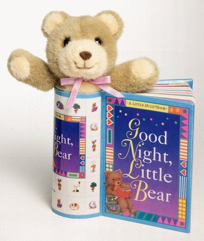 Goodnight, Little Bear [With Removable Plush Bear]  by  Dina Anastasio