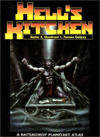 Hells Kitchen  by  Lawrence R. Sims