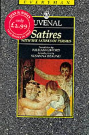 Satires: With the Satires of Persius  by  Juvenal