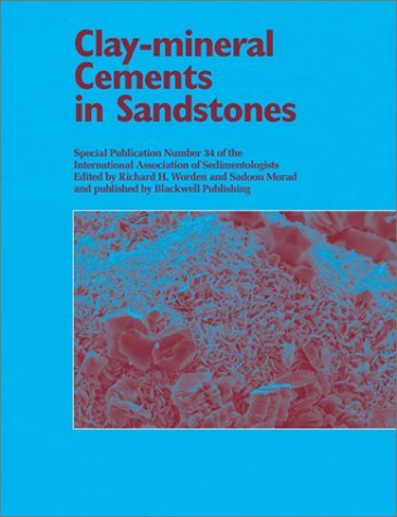 Clay Mineral Cements in Sandstones (Special Publication 34 of the IAS) Richard H. Worden
