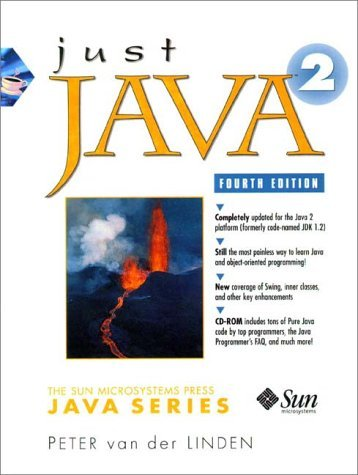 Just Java 2 [With Contains Extensive Sample Code, Tons of Freeware]  by  Peter van der Linden