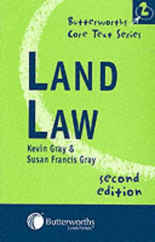 Land Law  by  Kevin Gray