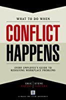 What To Do When Conflict Happens