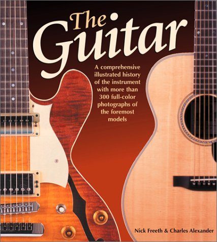 The Guitar  by  Nick Freeth