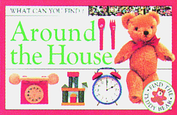 What Can You Find?: Around the House Deni Brown