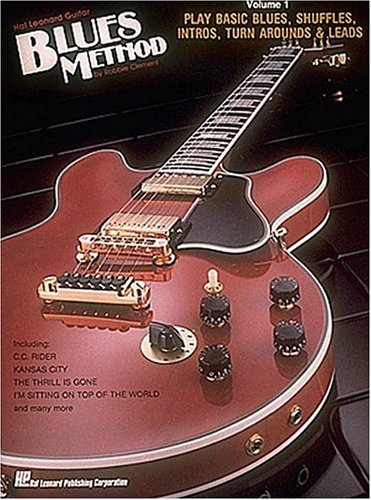 Blues Guitar Method  by  R. Clement
