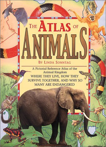 Animal Atlas Linda Sonntag