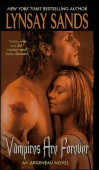 Vampires Are Forever (Argeneau, #8) Lynsay Sands