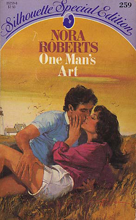 One Mans Art (Silhouette Special Edition #259)  by  Nora Roberts