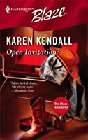 Open Invitation? (The Man-Handlers, #3)