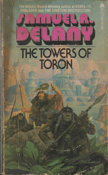 The Towers of Toron  by  Samuel R. Delany
