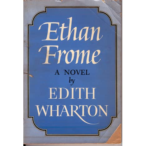 an analysis of the affection in the novel ethan frome by edith wharton When richard nelson set out to adapt edith wharton's classic novel ethan frome to the the characters in the novel: zeena, maggie and ethan plot summary.