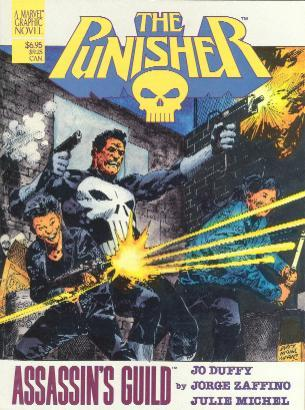 The Punisher: Assassins Guild Mary Jo Duffy