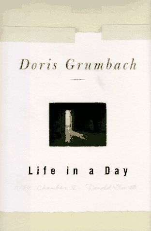 LIFE IN A DAY  CL Doris Grumbach