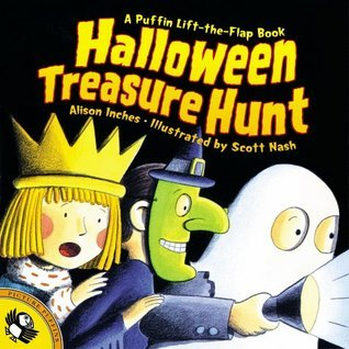 Halloween Treasure Hunt  by  Alison Inches