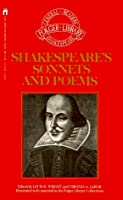 Shakespeare's Sonnets and Poems (Folger Shakespeare Library)