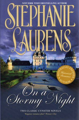 On A Stormy Night  by  Stephanie Laurens