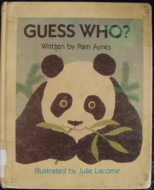 Guess Who?  by  Pam Ayres