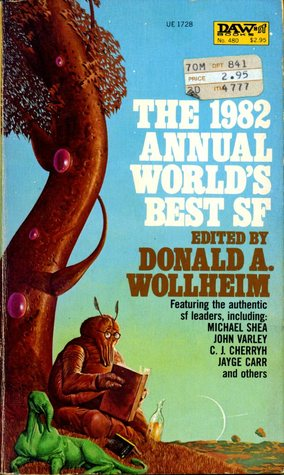 The 1982 Annual Worlds Best SF Donald A. Wollheim