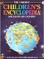 The Usborne Children's Encyclopedia: Young, Fun and Packed with Amazing Facts