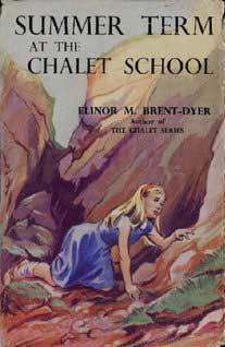 Summer Term at the Chalet School (The Chalet School, #54) Elinor M. Brent-Dyer