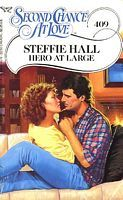 Hero at Large (Second Chance at Love, #409)