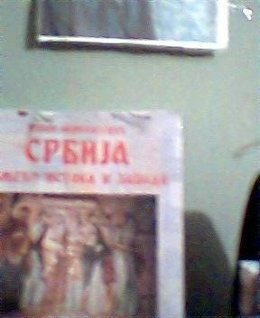 The Two Gifts (Books) General Ratko Mladic Gave to Me 2002 on My Summer Vacation  by  Jill Starr
