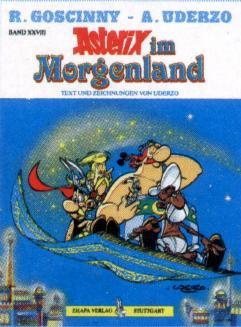 Asterix im Morgenland (Asterix #28)  by  René Goscinny