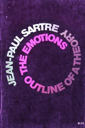 The Emotions, Outline Of A Theory Jean-Paul Sartre