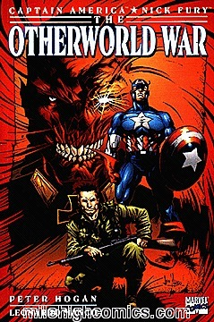 Captain America/Nick Fury: The Otherworld War Peter Hogan