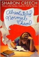 Absolutely Normal Chaos Sharon Creech